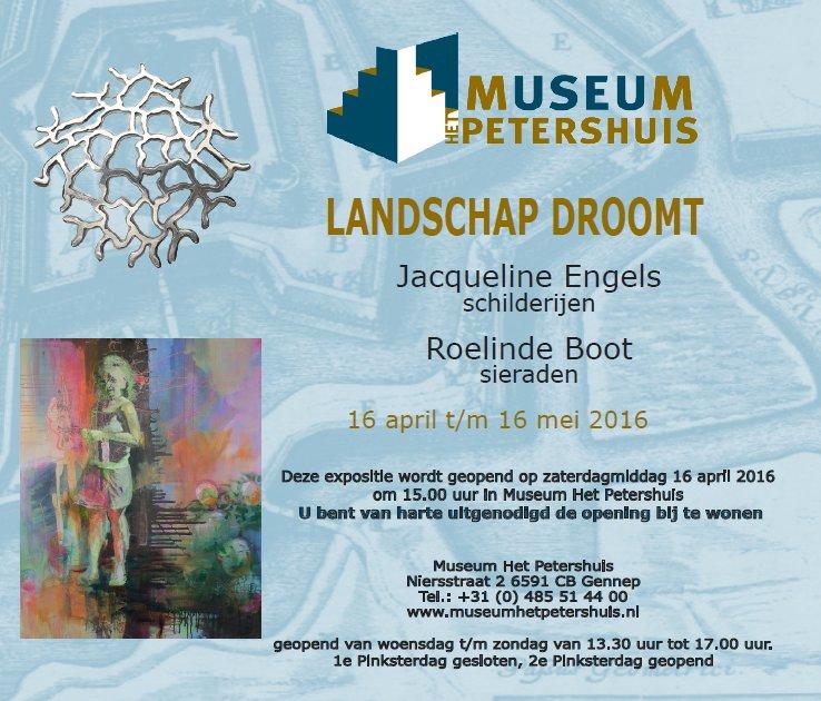 Exhibition Gennep 16 April