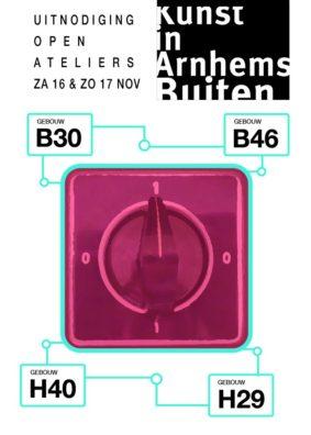 16 en 17 november expositie Arnhems Buiten